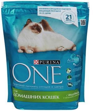 Пурина ван влажный корм для котят