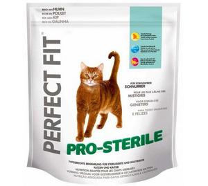 Сухой корм для кастрированных котов норма
