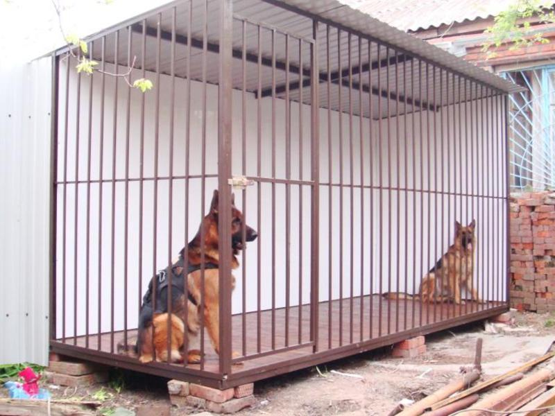 Будки для собак деревянные