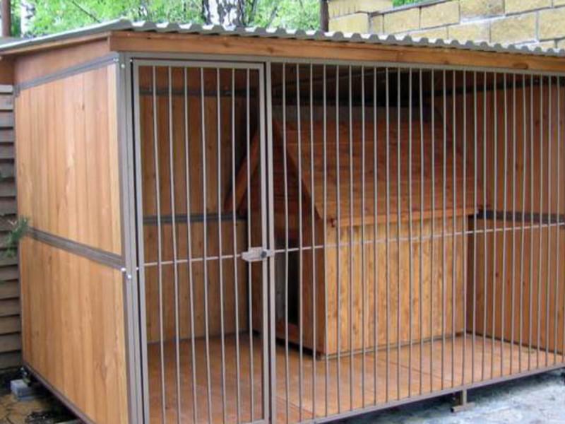 Вольер для кроликов: разведение 65