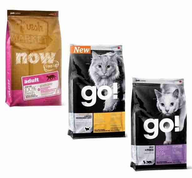 Кошачий корм Go Natural Holistic