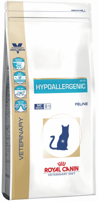 корм для кошек гипоаллергенный