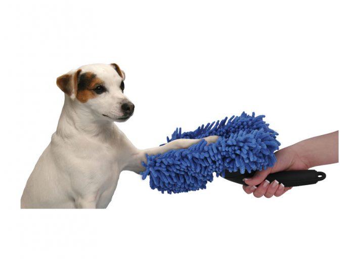 щётка для мытья лап собаки