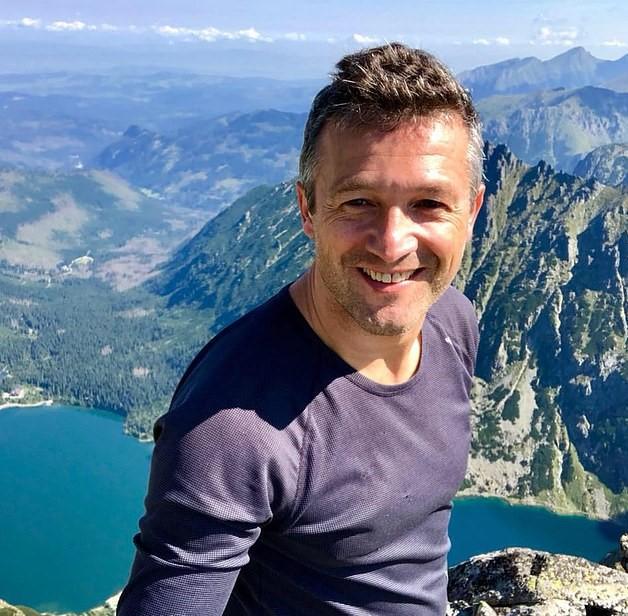 Польский альпинист Войцех Ябчинский