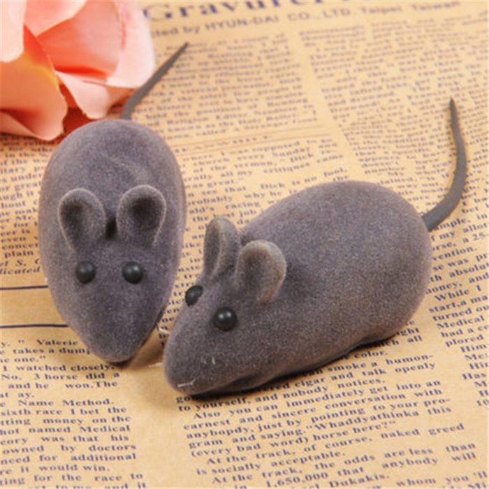 Набивная мышь для кошки