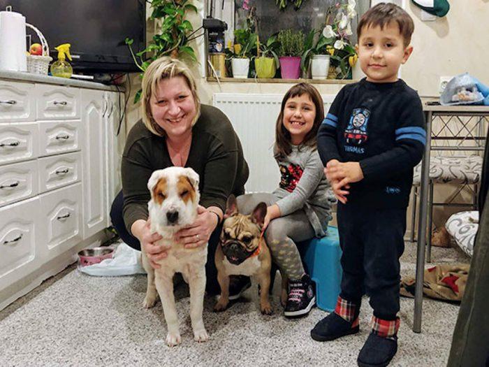 Новая семья Барсы