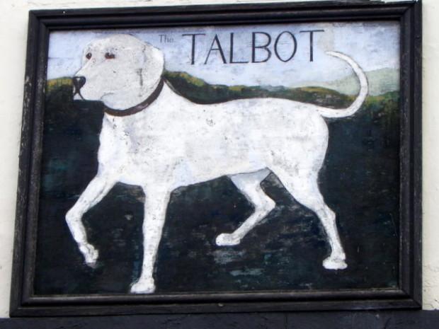Рисунок Талбот