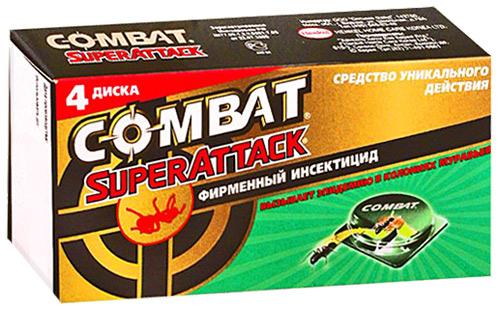 Упаковка ловушек Комбат