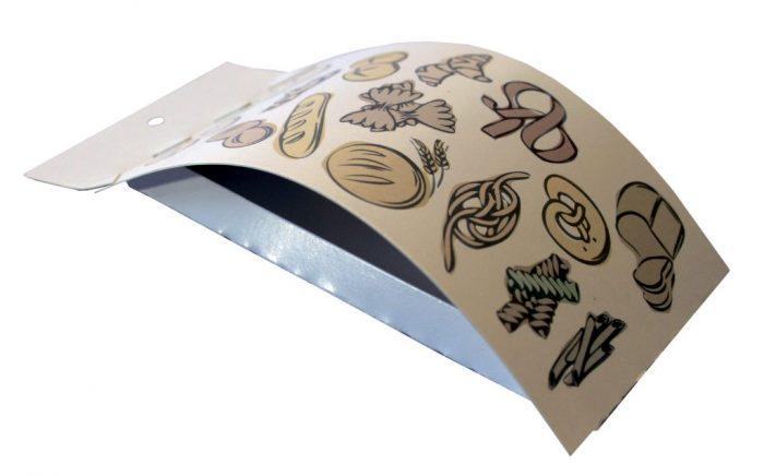 Клеевая ловушка для пищевой моли
