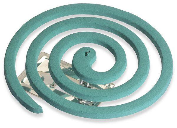 Фумигатор в виде спирали