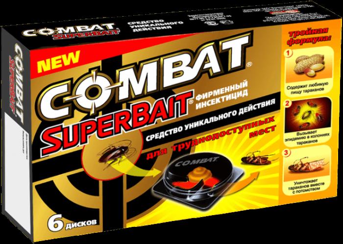 Ядовитая ловушка Combat SuperBait