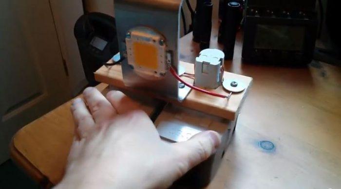 Самодельная электроловушка для тараканов
