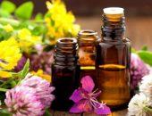 Эфирные масла и цветы