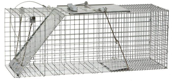 Живоловушка для больших крыс