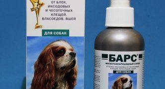 Спрей Барс для собак 100 мл
