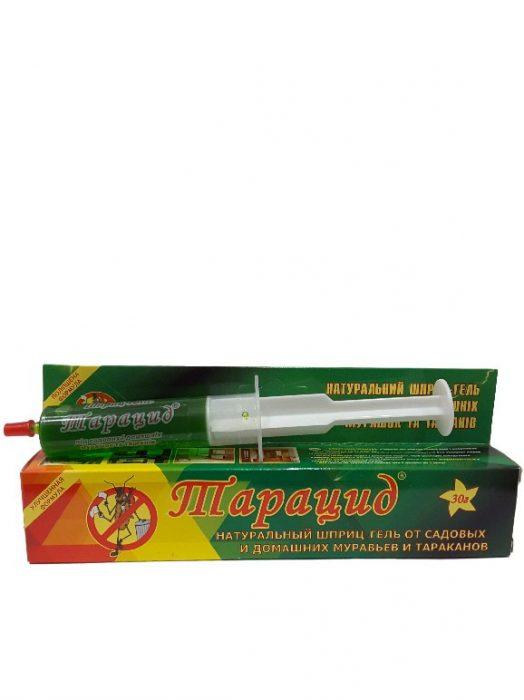 Инсектицидный гель Тарацид