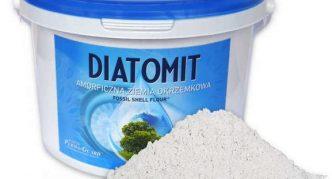 Диатомит
