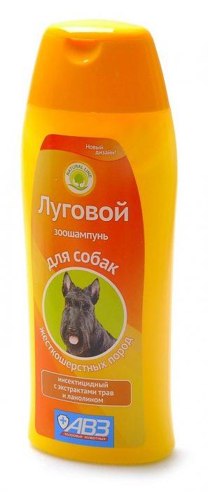 Для собак жёсткошёрстных пород