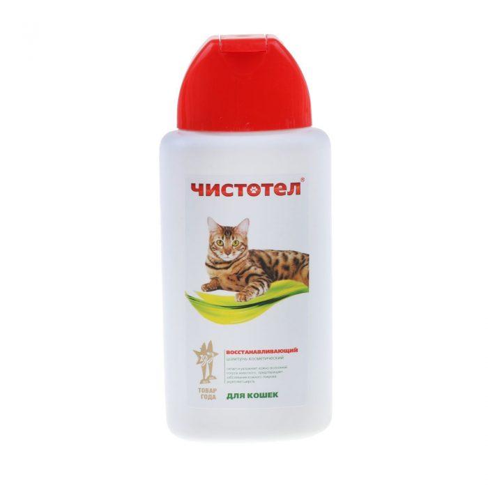 Шампунь Чистотел для кошек «Восстанавливающий»