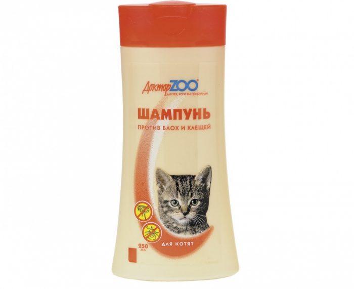 Доктор Zoo для котят