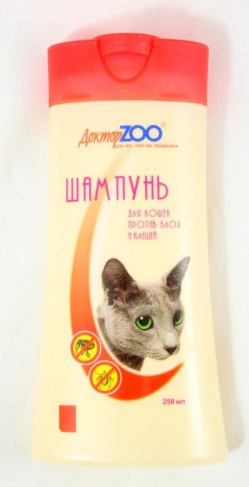 Доктор Zoo для кошек
