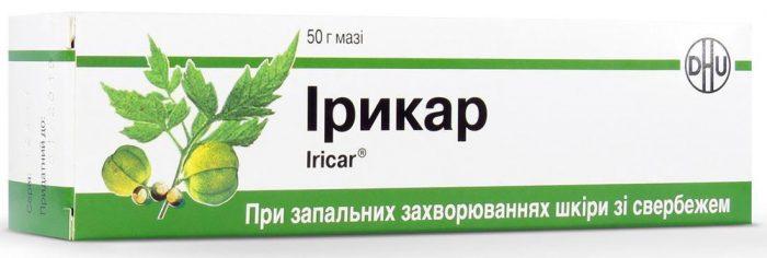 Мазь Ирикар