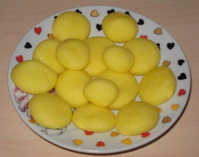 Отравленная приманка с яичным желтком