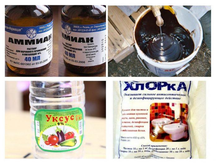 Бытовая химия от грызунов