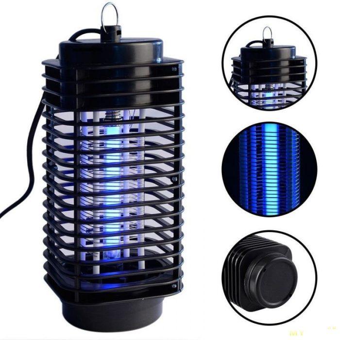 Ультрафиолетовая электрическая ловушка для комаров