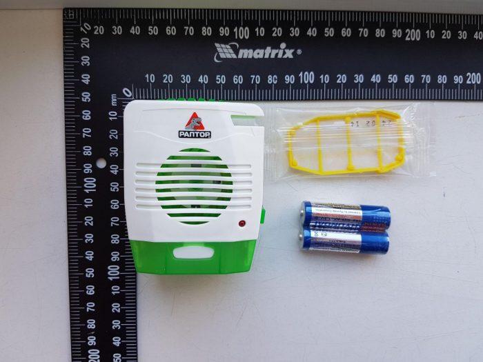 Внешний вид устройства Раптор Mobile