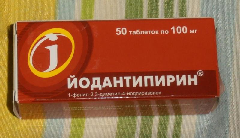 Йодантипирин — особенности применения препарата для профилактики клещевого энцефалита