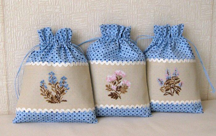 Мешочки для семян