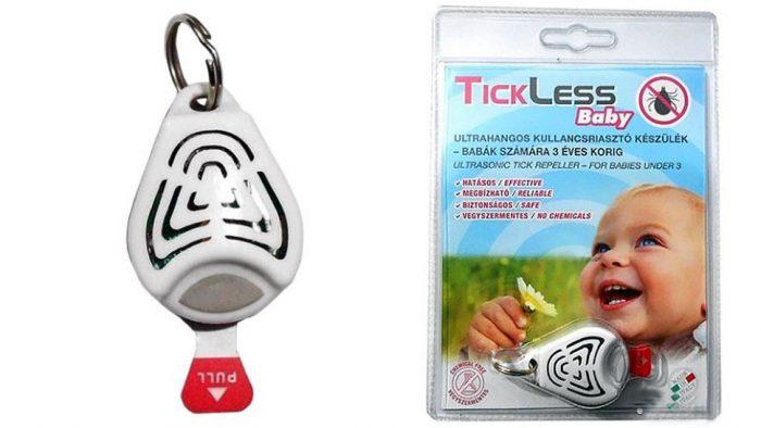 Отпугиватель Tickless BABY