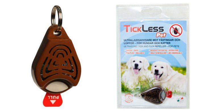 Отпугиватель Tickless Pet
