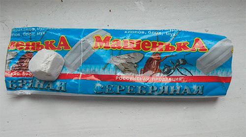 Мелок Машенька
