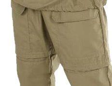 Швы и карманы на брюках