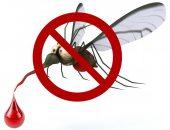 Комар и знак запрета