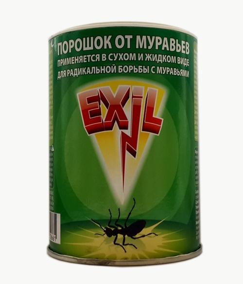 Exil порошок от муравьёв