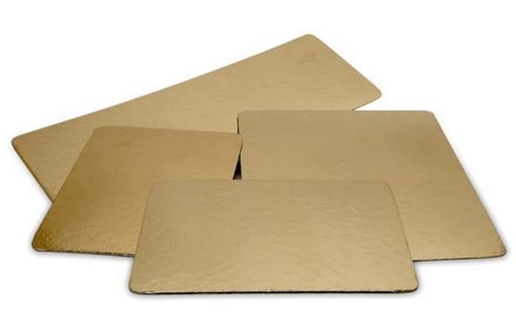 Картонная подложка для нанесения клея