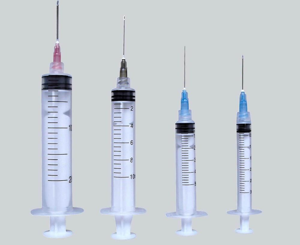 Как выбрать шприц для инъекции
