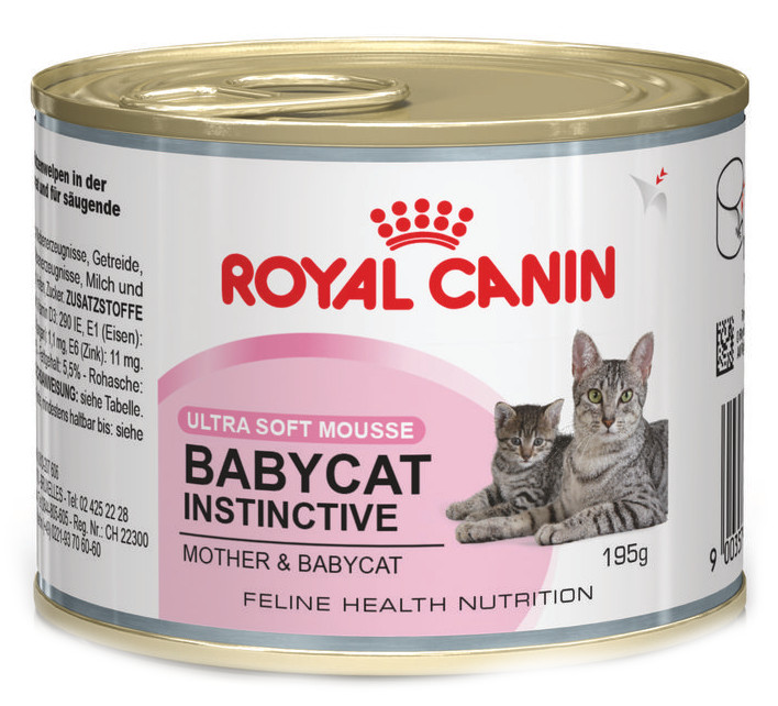 Кошачий корм Royal Canin