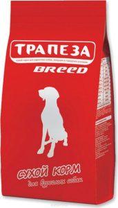 Корм Трапеза Breed
