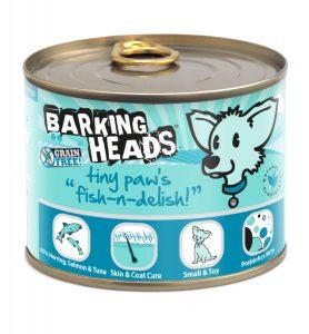 Корм Barking Heads